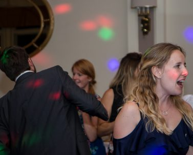 Dance the night away celebrating the wedding day with party Dj in Cornwall.