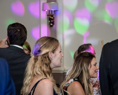 Girls just want to have fun with an excellent night of dance floor action with Wedding Dj in Cornwall.