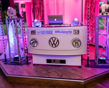 Wedding DJ in Cornwall