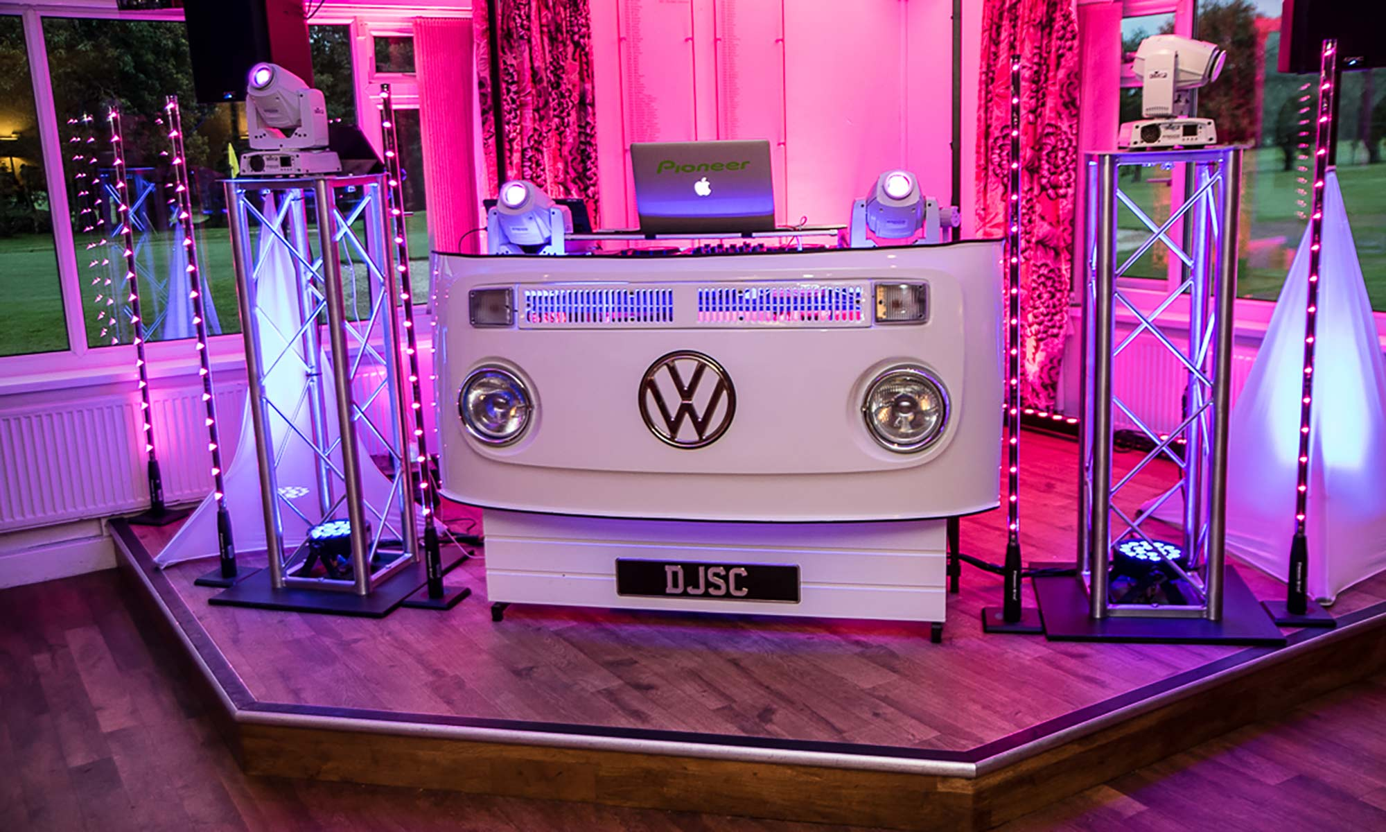 DJ Services Cornwall