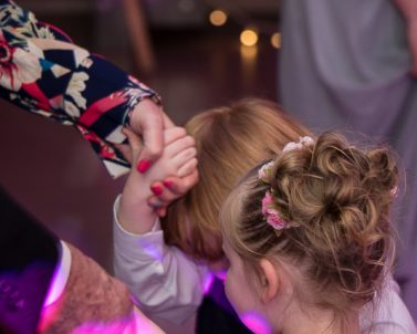 Dancing for all ages and sizes with Mobile DJ Cornwall.