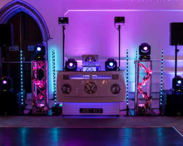 DJ Services Cornwall Premium Party in Cornwall Lighting and Audio equipment.