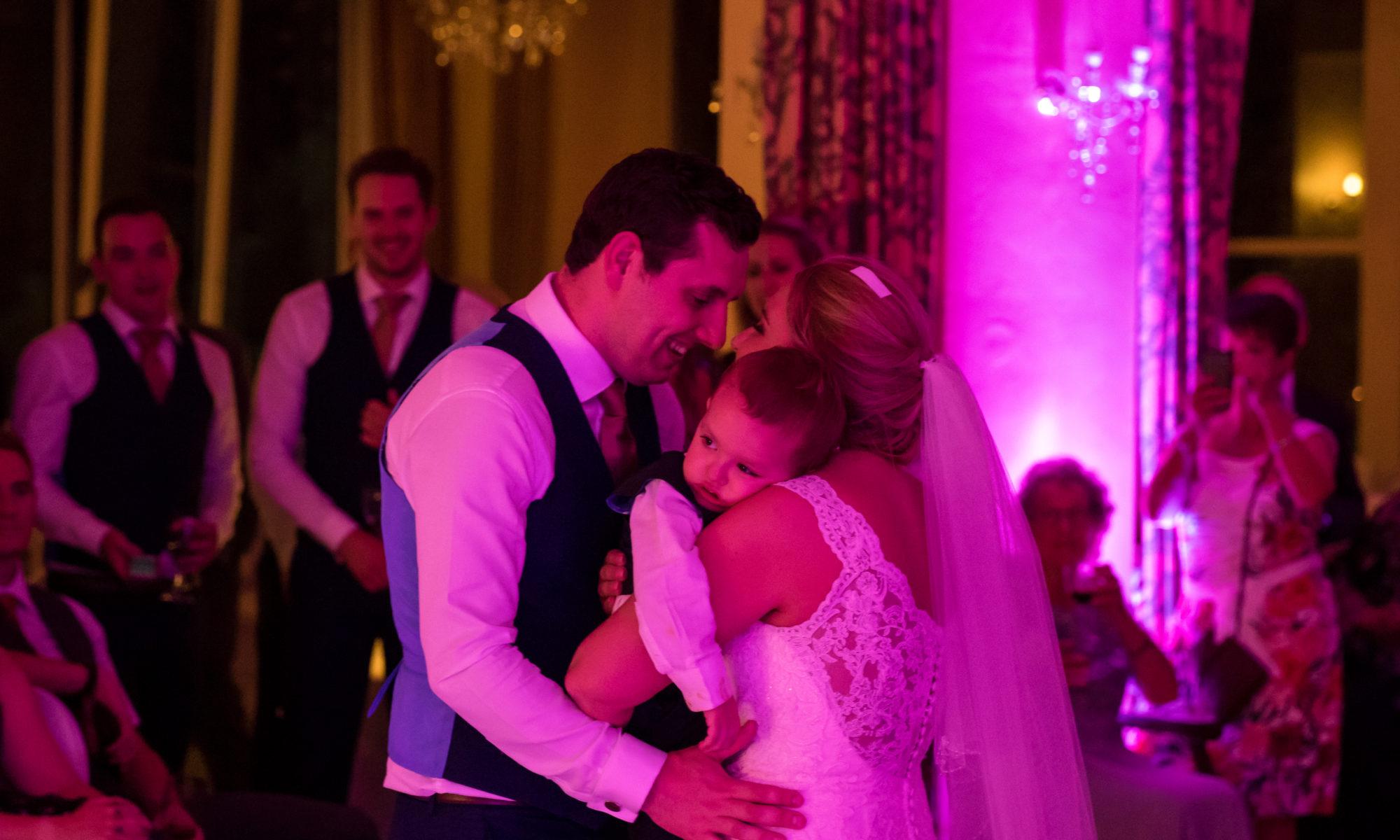 Wedding DJ First Dance for Chris & Cara