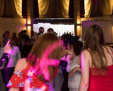 An excellent party to celebrate Shona christening at Alverton Manor with Mobile Dj in Cornwall.