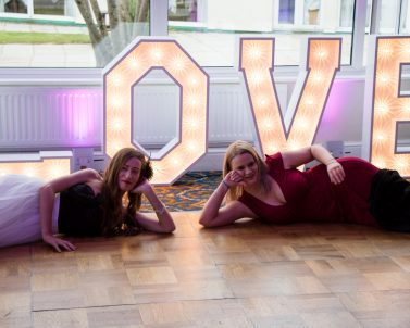 Love letters supplied by DJ in Cornwall Party DJ