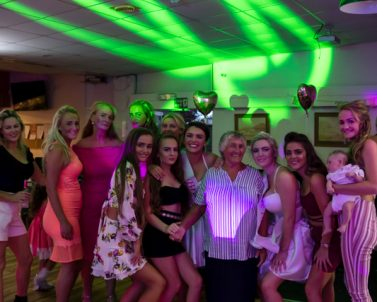 Hen Party fun with Party DJ Cornwall