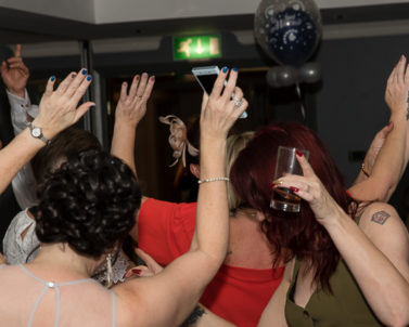 Wedding Party Time with Party DJ Cornwall in Newquay