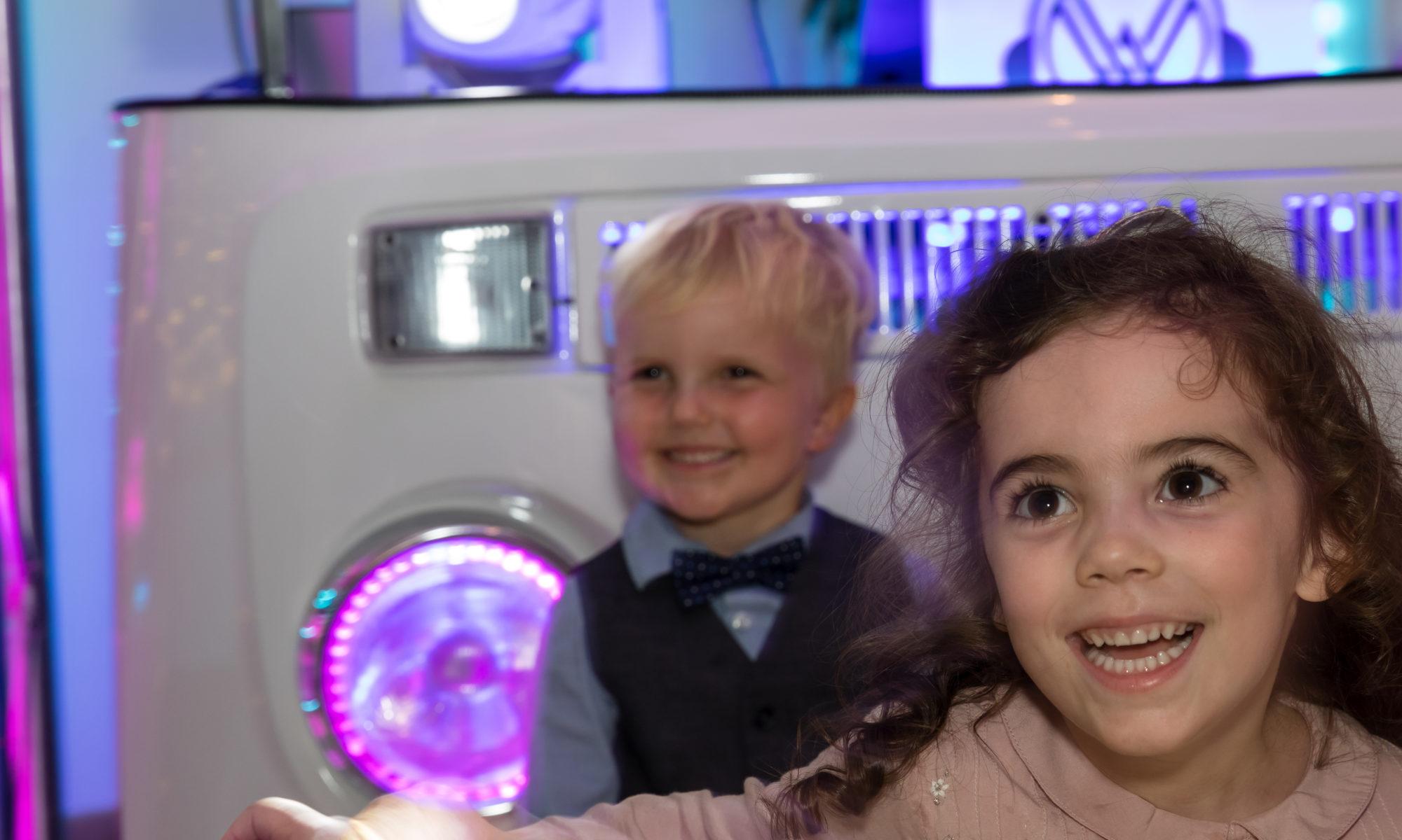 DJ Services Cornwall Wedding Party Lightshow