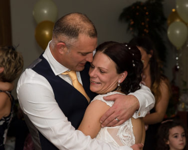 Wedding Couple 1st Dance with Mobile DJ Cornwall