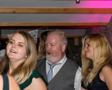Great fun, great night packed dance floor just the way we like it Wedding DJ Cornwall.