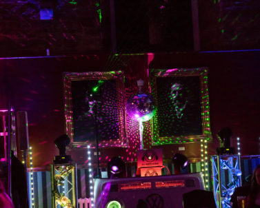 Party DJ Cornwall with there premium light show