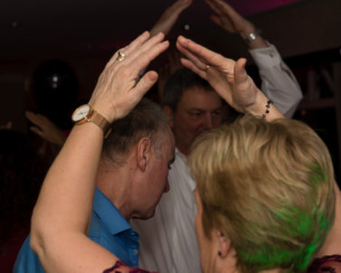 YMCA always a crowd pleaser at New Years Eve party with Wedding DJ in Cornwall.