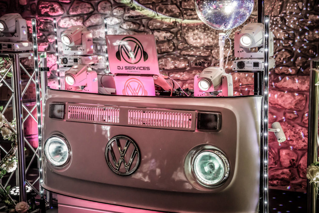VW DJ Booth Option